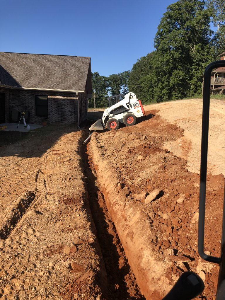 trench sevierville